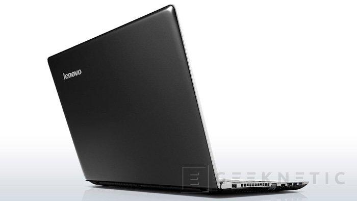 Lenovo lanza los portátiles Z41, Z51 y el modesto IdeaPad 100, Imagen 1
