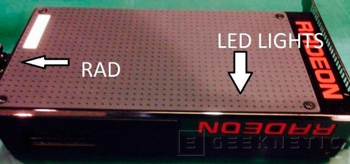AMD lanza un teaser de la supuesta R9 390X y se filtran nuevas fotos, Imagen 1