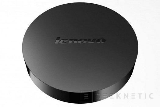Lenovo Cast, a Google le sale otro competidor para el Chromecast, Imagen 1