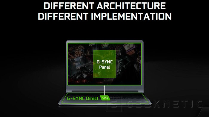 NVIDIA G-SYNC llega a los portátiles, Imagen 2