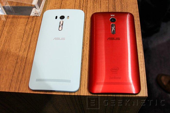 ASUS anuncia el Zenfone Selfie cámara frontal de 13 megapíxeles y doble flash, Imagen 3