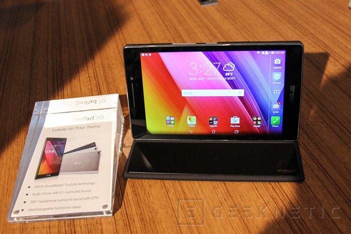 ASUS presenta los nuevos tablets ZenPad, Imagen 1