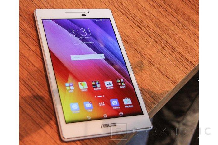 ASUS presenta los nuevos tablets ZenPad, Imagen 2