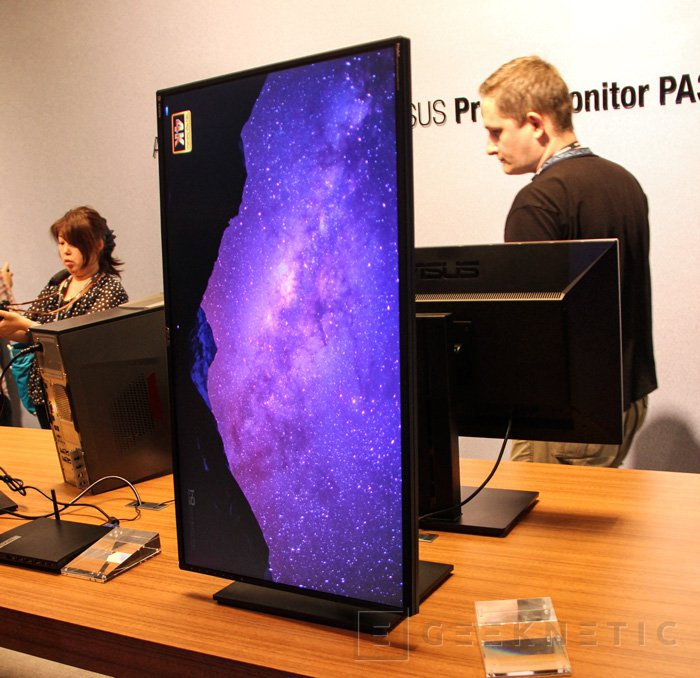 El nuevo monitor 4K ASUS PA329Q es capaz de representar el 100% de Adobe RGB, Imagen 1