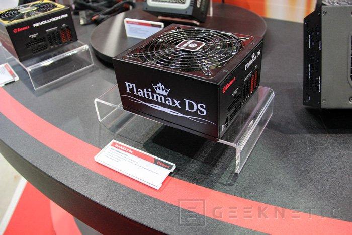 Enermax hace totalmente modulares su gama de fuentes Platimax DS, Imagen 1