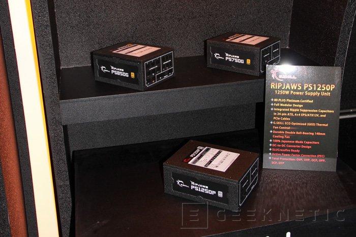 G.SKILL también entra en el mercado de fuentes de alimentación con 4 modelos, Imagen 1
