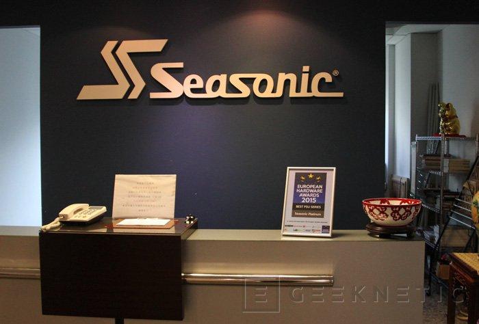 Seasonic celebra su 40 aniversario en el Computex, Imagen 2