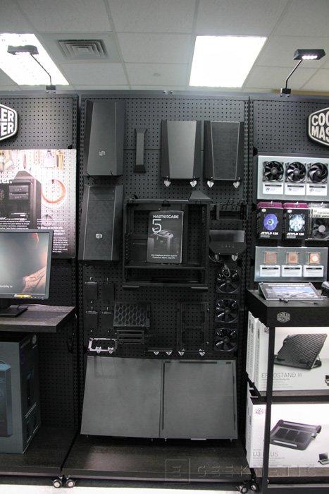 Cooler Master MasterCase, nueva serie de torres modulares personalizables, Imagen 3