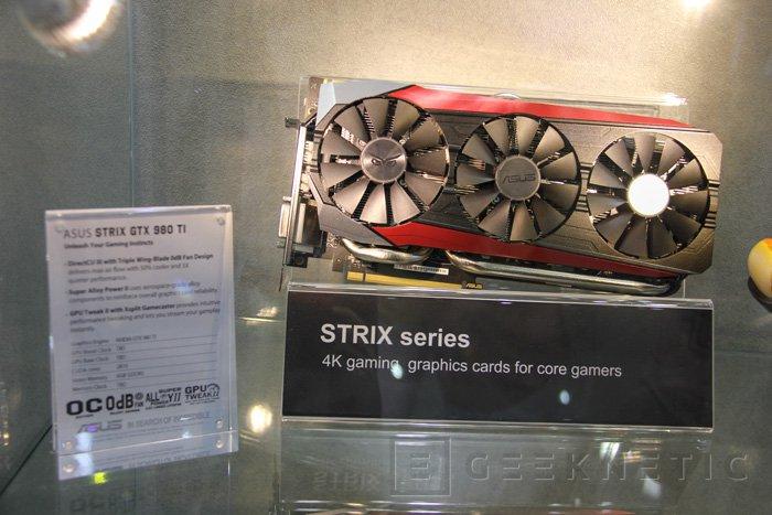 ASUS estrena su disipador DirectCU III en la nueva STRIX GTX 980Ti, Imagen 1