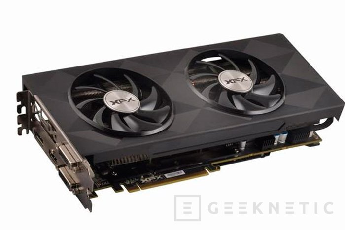 XFX  filtra la Radeon R9 390X, Imagen 1