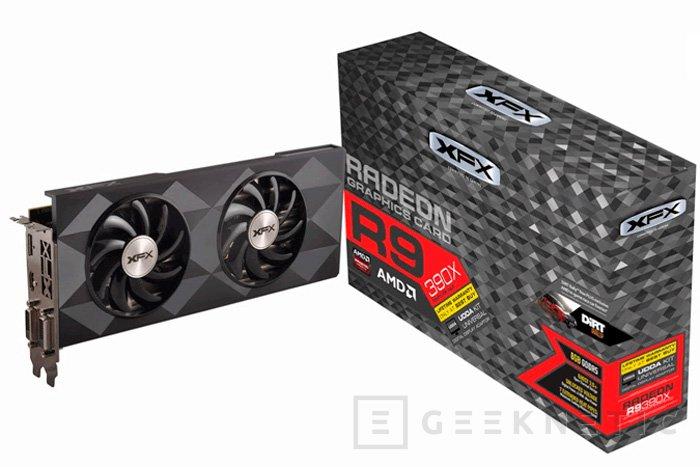 XFX  filtra la Radeon R9 390X, Imagen 2