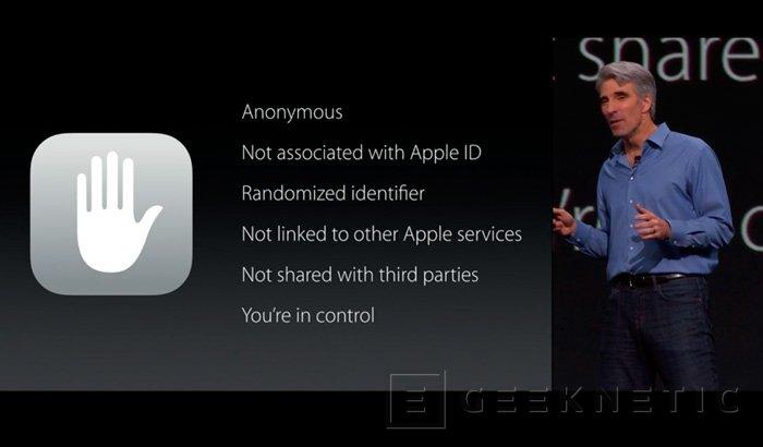 Apple desvela las novedades de iOS 9, Imagen 2