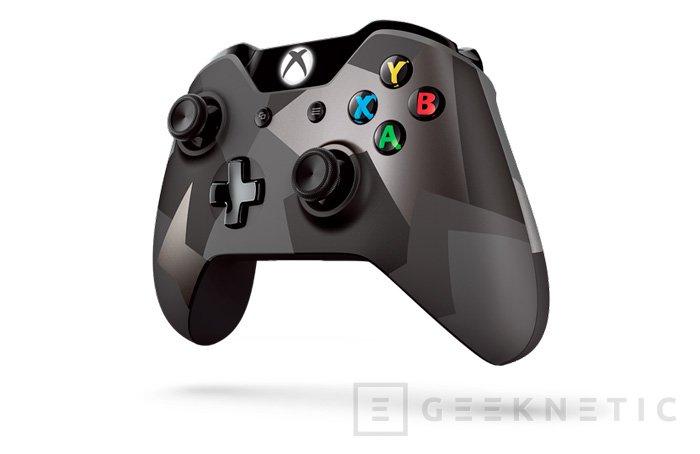 Microsoft lanza una Xbox ONE con 1 TB de disco duro y un nuevo mando, Imagen 2