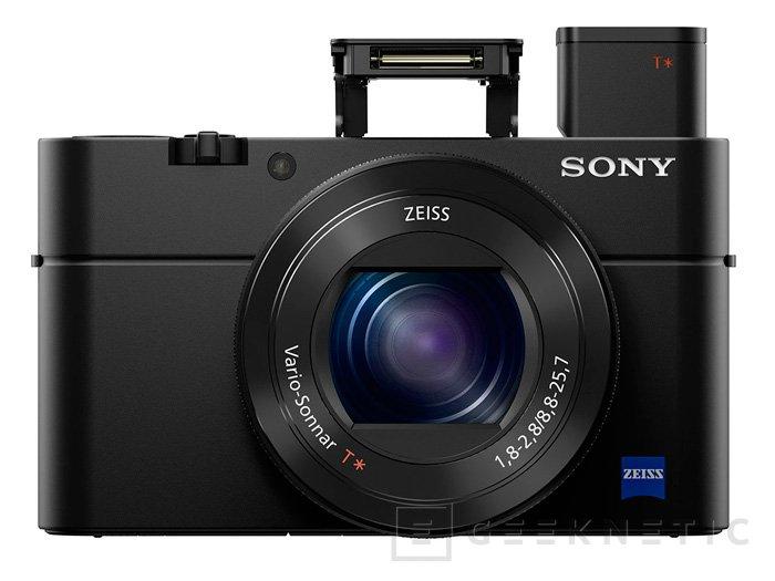 Sony actualiza su cámara compacta RX100 IV con un nuevo sensor y grabación 4K, Imagen 1