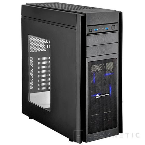 SilverStone lanza una nueva torre de la serie Kublai, Imagen 1