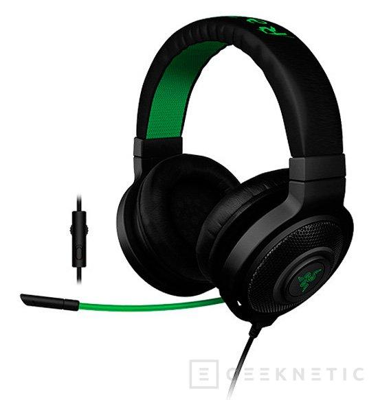 Razer añade control de volumen a sus auriculares gaming Kraken Pro, Imagen 1