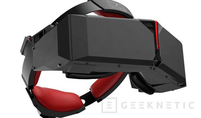Nuevas gafas de realidad virtual StarVR con 210º de ángulo de visión, Imagen 1