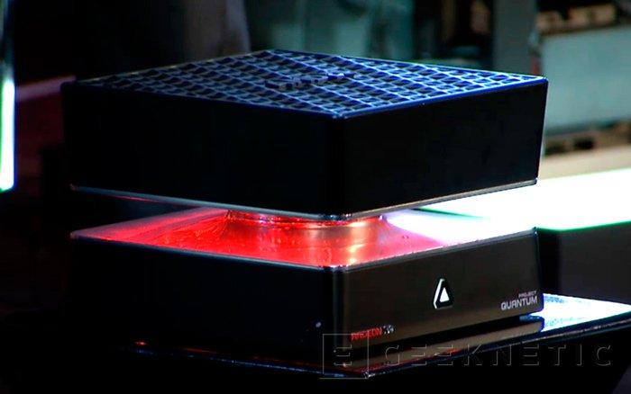 AMD sorprende anunciando Quantum, un PC compacto con dos GPU Fiji, Imagen 1