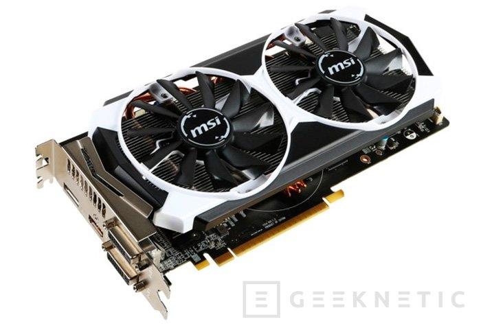 MSI presenta sus Radeon 300 personalizadas, Imagen 3