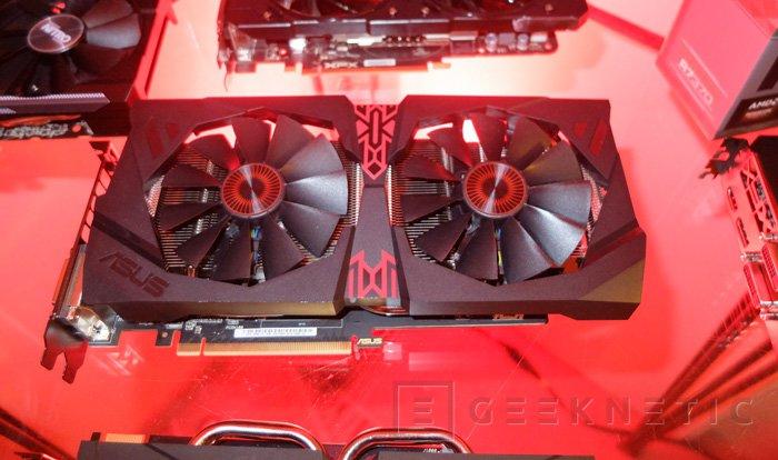 ASUS también nos muestra sus Radeon 300, Imagen 2