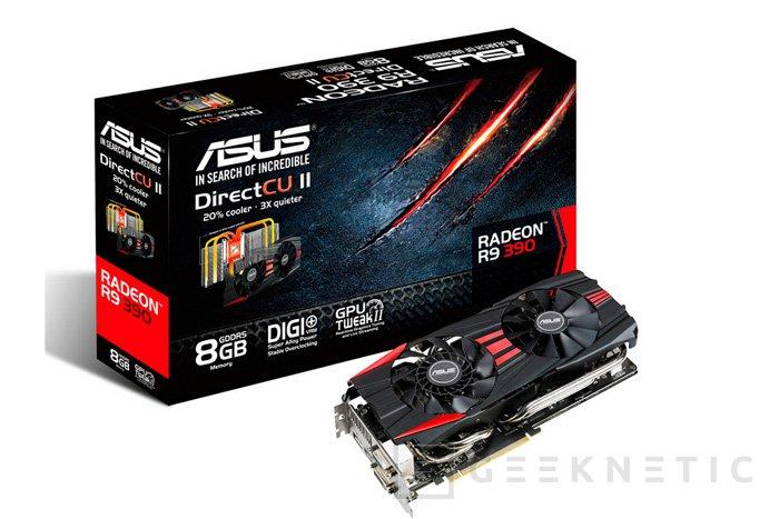 ASUS también nos muestra sus Radeon 300, Imagen 3