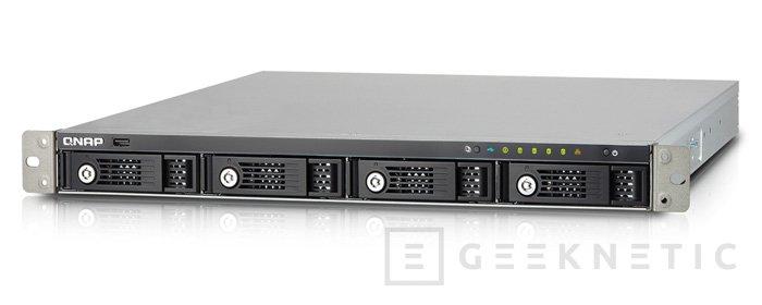 QNAP lanza el nuevo NAS en formato rack TS-431U, Imagen 1