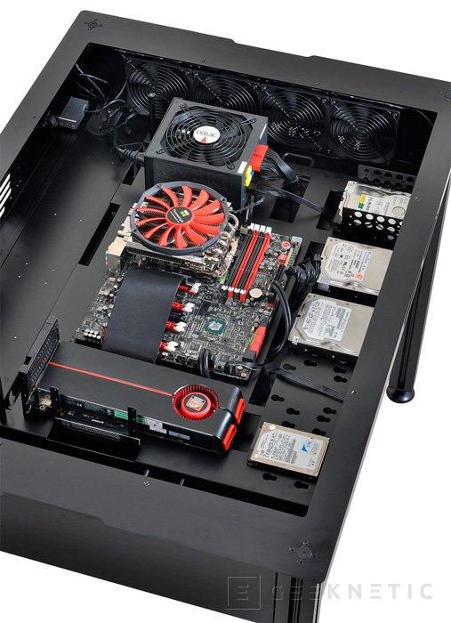 Lian Li sigue apostando por integrar el PC en el escritorio con sus nuevas DK-Q2 y DK-03, Imagen 2