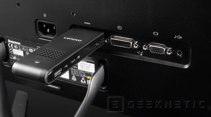 Lenovo lanza su propio dongle HDMI IdeaCentre Stick 300, Imagen 2