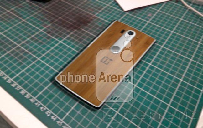 Filtradas unas supuestas fotos del OnePlus 2, Imagen 1