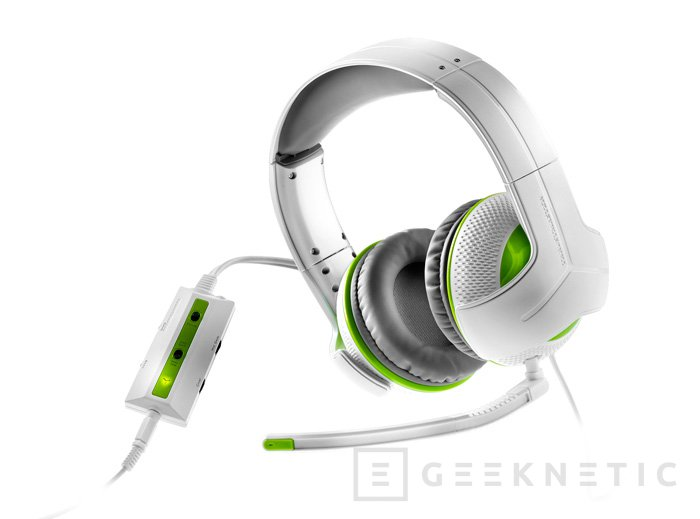 Nuevos auriculares gaming ThrustMaster Y-280CPX, Imagen 1