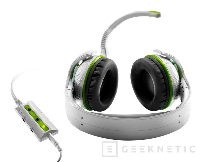 Nuevos auriculares gaming ThrustMaster Y-280CPX, Imagen 2