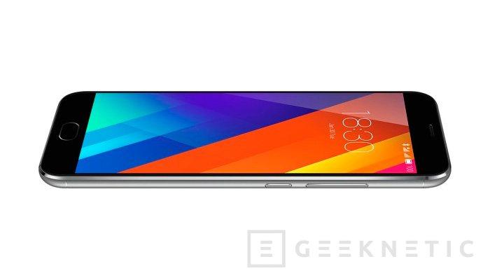 Meizu lanza el MX5 con el SoC Mediatek Helio X10 de 8 núcleos, Imagen 2