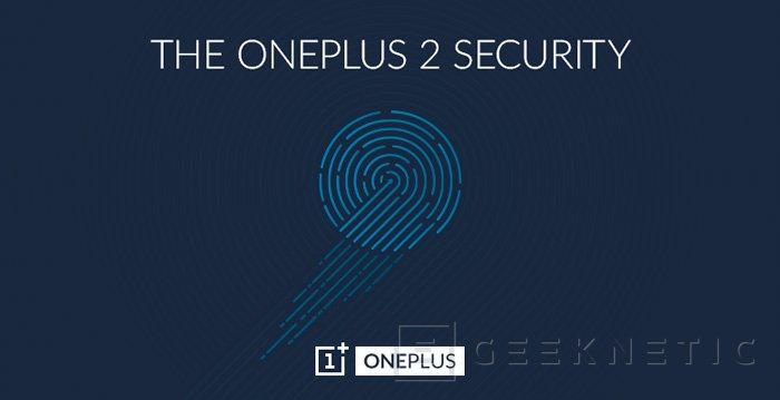 Confirmado el lector de huellas del OnePlus 2, Imagen 1
