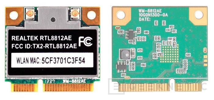 Lo nuevo de SilverStone es una tarjeta WiFi 802.11ac Mini PCIe, Imagen 1