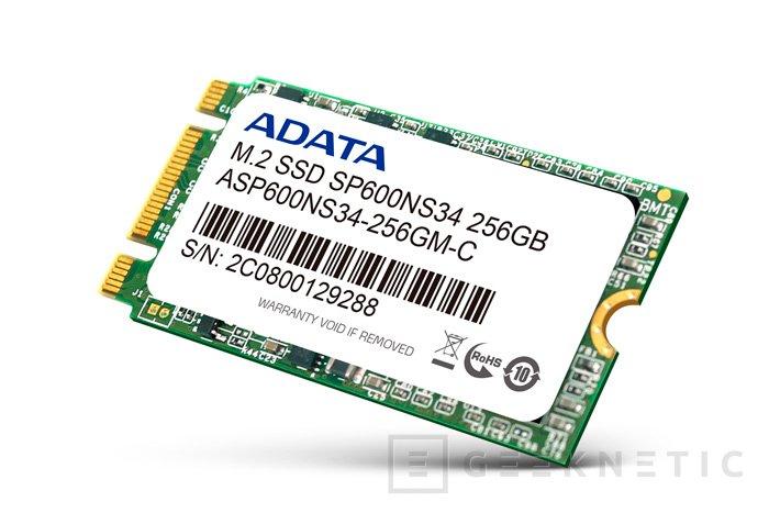 Nuevos SSD M.2 compactos de ADATA, Imagen 1