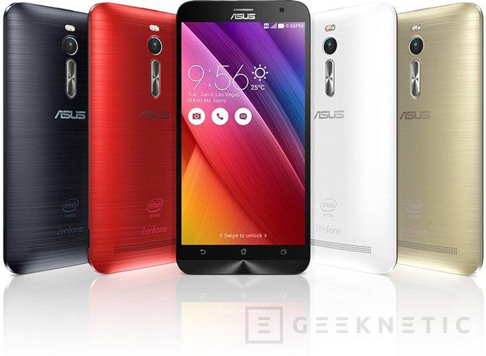 El ASUS ZenFone Go será la versión económica de la familia ZenFone, Imagen 1