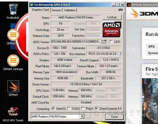 AMD confirma que las memorias HBM de las Radeon R9 Fury X no se pueden overclockear, Imagen 2