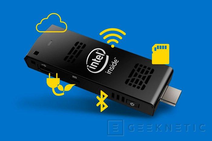Intel lanza una versión de su Compute Stick con Ubuntu y prestaciones recortadas, Imagen 1