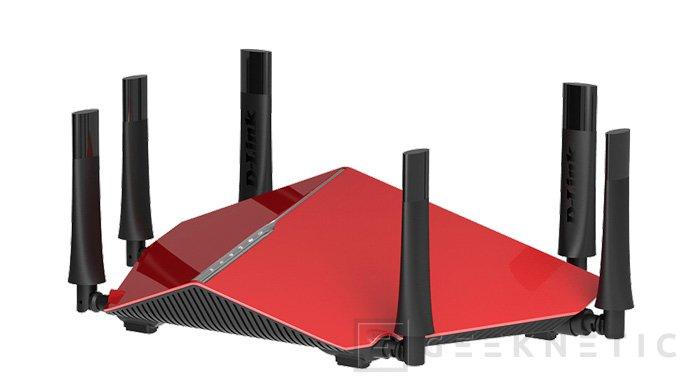 D-Link DIR-890L, 3200 Mbps de velocidad para tu WiFi, Imagen 1