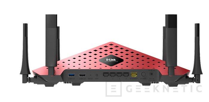 D-Link DIR-890L, 3200 Mbps de velocidad para tu WiFi, Imagen 2