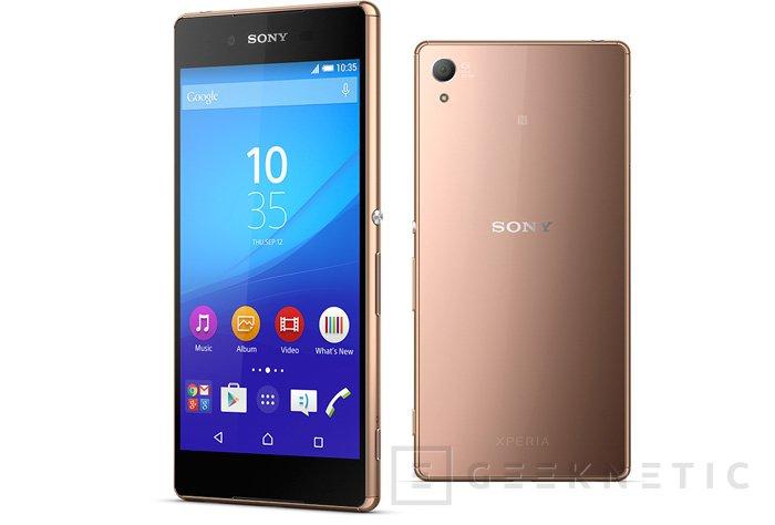 Empiezan a llegar los rumores sobre el Sony Xperia Z5, Imagen 1