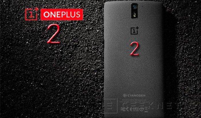 El OnePlus 2 será bastante más caro que la primera versión, Imagen 1