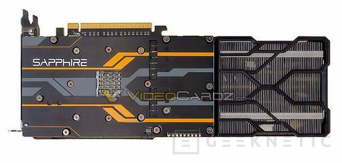Primeras imágenes de la Radeon R9 Fury de Sapphire con triple ventilador, Imagen 2