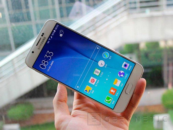 Filtradas imágenes del Samsung Galaxy A8, Imagen 2