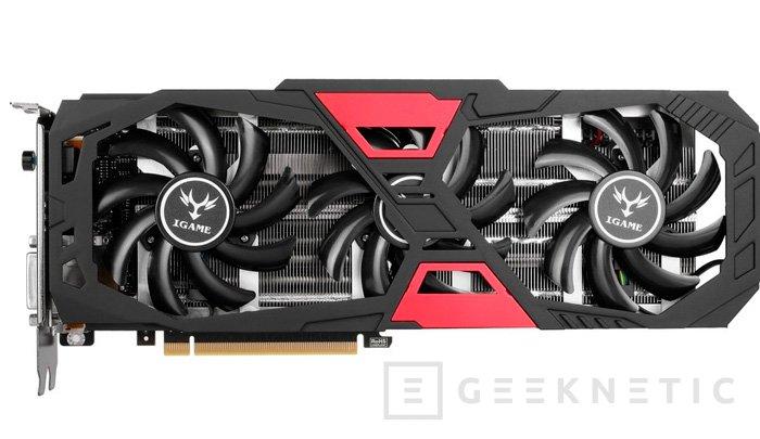 Colorful muestra su nueva GeForce GTX 980 Ti iGame Ymir-X, Imagen 1