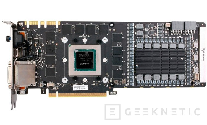 Colorful muestra su nueva GeForce GTX 980 Ti iGame Ymir-X, Imagen 3