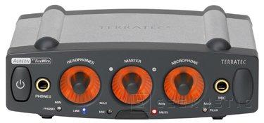 Terratec venderá tarjetas graficas ATI y presenta el Aureon 7.1 Firewire, Imagen 1