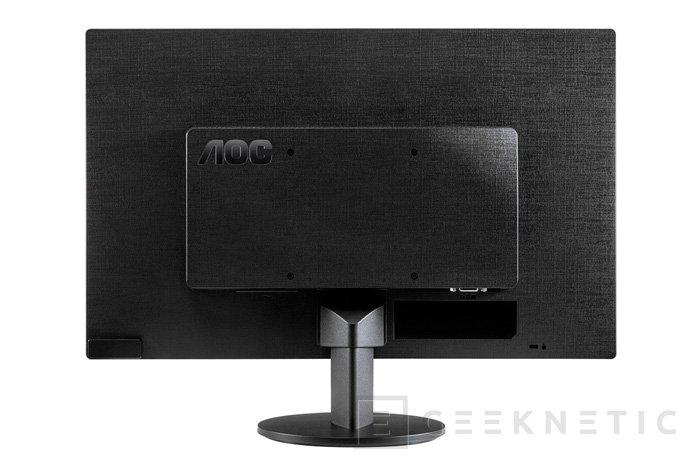 AOC U2870VQE, nuevo monitor 4K UHD de 28 pulgadas realmente económico, Imagen 2