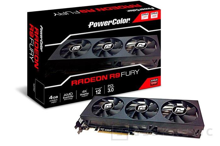 PowerColor también tiene su propia Radeon R9 Fury, Imagen 1