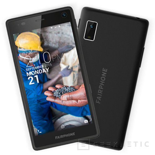 Fairphone 2, el smartphone fácil de reparar ya se puede reservar en Europa, Imagen 1